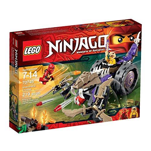 LEGO Ninjago Anacondrai Crusher by LEGO