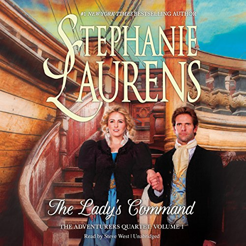 The Lady's Command audiobook cover art