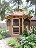 Outdoor Living Today Gazebo Screen Kit Size: for 10' Gazebo