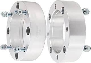 ECCPP 2X New Parts 4 Lug Wheel Spacers 2 inch 4x156mm to 4x156mm 131mm 12x1.5 Wheel spacers fits for 2015-2017 for P-ol-ar-is RZR 900 2014-2018 for Po-la-RIS RZR XP 1000