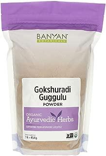 Banyan Botanicals Gokshuradi Guggulu - Certified Organic, 1 Pound - Used to support the proper function of the genitourinary tract*