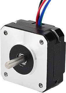 STEPPERONLINE 0.9deg Nema 17 Stepper Motor Bipolar 1.2A 11Ncm/15.6oz.in 42x42x20mm 4-wires