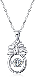 Best pineapple pendant necklace Reviews