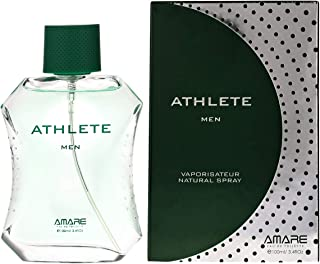 Athlete by Amare - perfume for men - Eau de Toilette, 100 ml