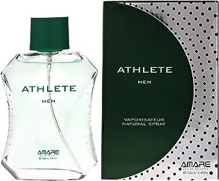 Athlete by Amare - perfume for men - Eau de Toilette, 100 ml