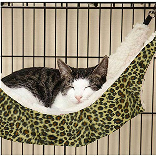 Hamac lit balancoire suspendre pour chat 38*50cm