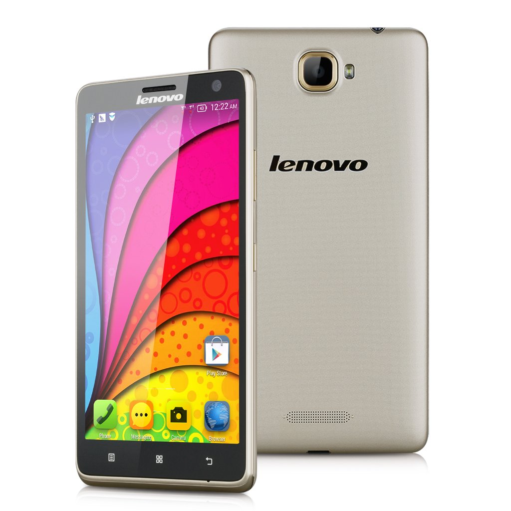 Lenovo S856 - Smartphone Libre 4G Android 4.4 (Quad Core, Ram 1GB ...