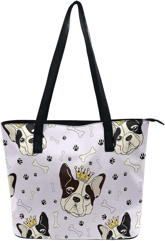 Tote Satchel Bag Shoulder Beach Bags For Women Lady Casual Purses