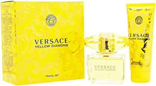 Yellow Diamond by Versace Gift Set Spray Edt Sray ,1 Set
