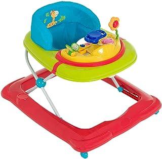 comprar comparacion Hauck Player - Andador a partir de 6 meses hasta 12 kg, andador con música, mesa de juego multifuncional con ruedas, asien...