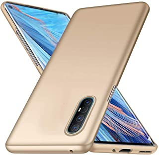 FanTing Case for Oppo Find X2 Neo, [Ultra-Thin] [Anti-Drop] [Silk Feeling] protective Phone Case PC Hard Cover for Oppo Fi...