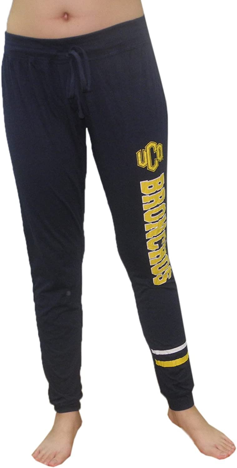 Central Oklahoma Bronchos NCAA Womens Casual Lounge Yoga Pants