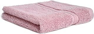 Elezay Premium Long-Staple Hand Towels Cotton Square Face Towel Pink 33x34cm
