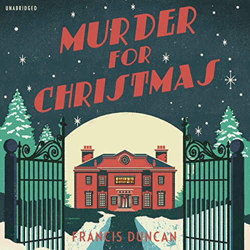Murder for Christmas audiobook cover art