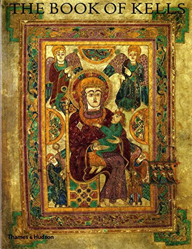 The Book of Kells: An Illustrated Introduction to the Manuscript in Trinity College, Dublin (Second Edition) by Bernard Meehan(1995-02-17)