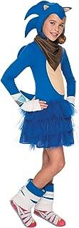 Rubie's Sonic Boom Girl's Costume, Small