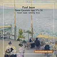 Piano Quartets Op 50 & 37 Rhapsodie by PAUL JUON (2008-06-24)