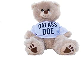 Dat Ass Doe Teddy Bear Stuffed Animal, Romantic Long Distance Relationship Gifts, Gift for Valentines Day, Birthday, Anniversary (16