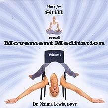 Music for Still / Movement Meditation