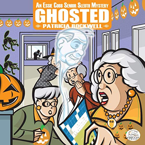 Couverture de Ghosted