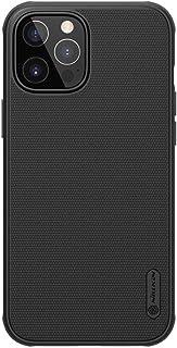 نيلكين سوبر فروستيد شيلد ماتي جراب ايفون 12 برو ماكس / iPhone 12 Pro Max - أسود