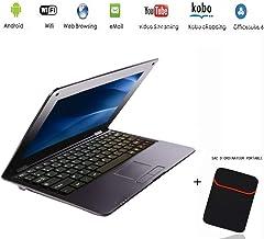 G-Anica Netbook Ordenador portátil Ultrabook con Android 4.