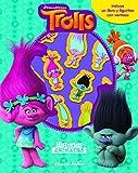 Trolls. Historias animadas: Libro con 10 figuritas (Dreamworks. Trolls)
