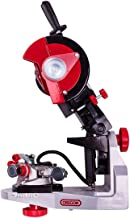 KKmoon Kit per Affilare Catene 2in1 Affilatrice Manuale Affilatrice per Motoseghe Affilatura Rapida Grind Fits