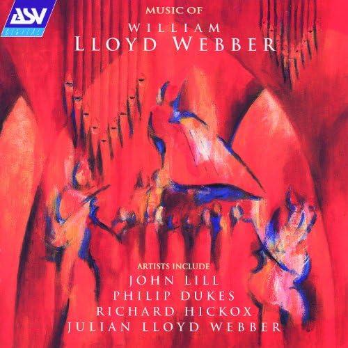 Julian Lloyd Webber, John Lill, Philip Dukes, Sophia Rahman, The Richard Hickox Singers, Richard Hickox, John Graham Hall, Ian Watson & Sir Philip Ledger