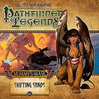 Pathfinder Legends: Mummy's Mask - Shifting Sands cover art