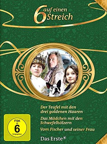 Sechs auf einen Streich - Märchenbox, Vol.10 (3 DVDs)