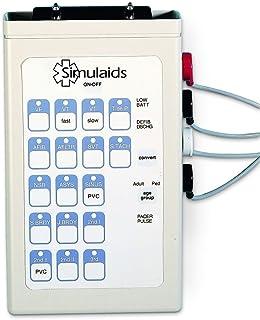 Simulaids Stat Manikin Interactive Ecg Simulator