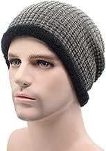 Winter Beanie Knit Hat Men Caps Mask Baggy Gorras Bonnet Fashion Soft Skullies