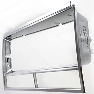 Diften 630-A0170-X01 - Chevy El Camino Headlamp Headlight Trim Bezel Right RH