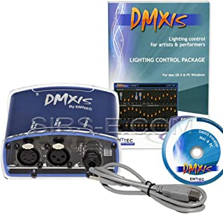 apple dmx lighting software
