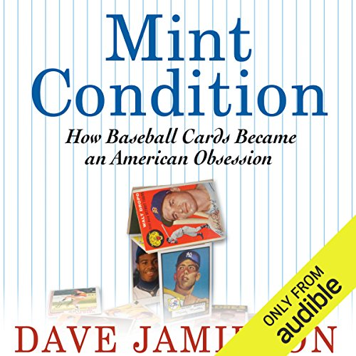 Mint Condition audiobook cover art