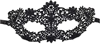 1Pcs Black Women Sexy Lace Eye Mask Party Masks for Masquerade Halloween Venetian Costumes Carnival Mask