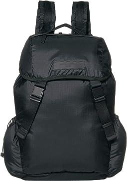 Black Eco Nylon/Black
