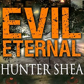 Evil Eternal audiobook cover art