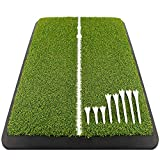 Best Indoor Golf Practices - Champkey Premium Turf Golf Hitting Mat Review