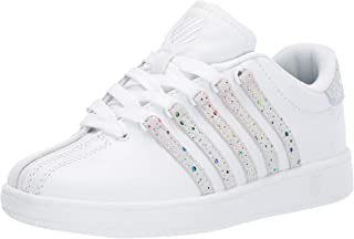 k swiss white rainbow