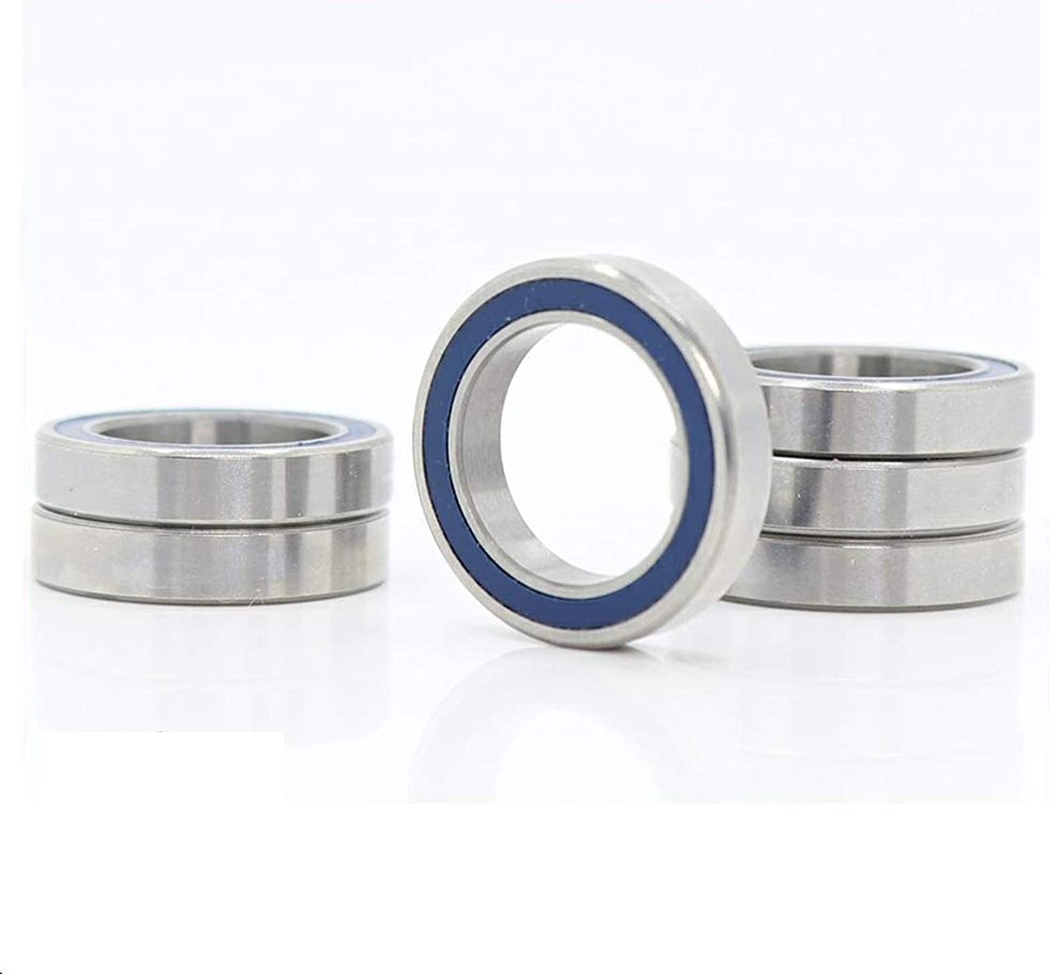 Ranking TOP6 Liuxiaobo-Bearing R1212rs Bearings Blue Outlet sale feature Inch ABEC-3 Sealed Size
