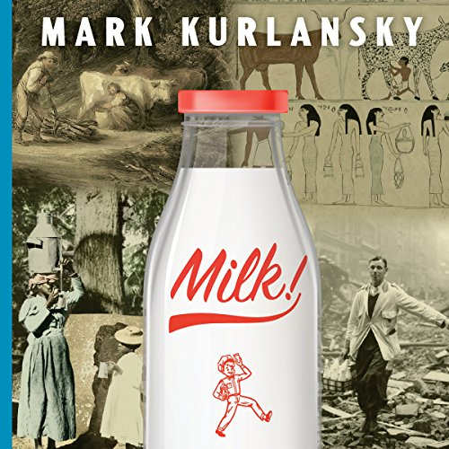 Milk! audiobook cover art
