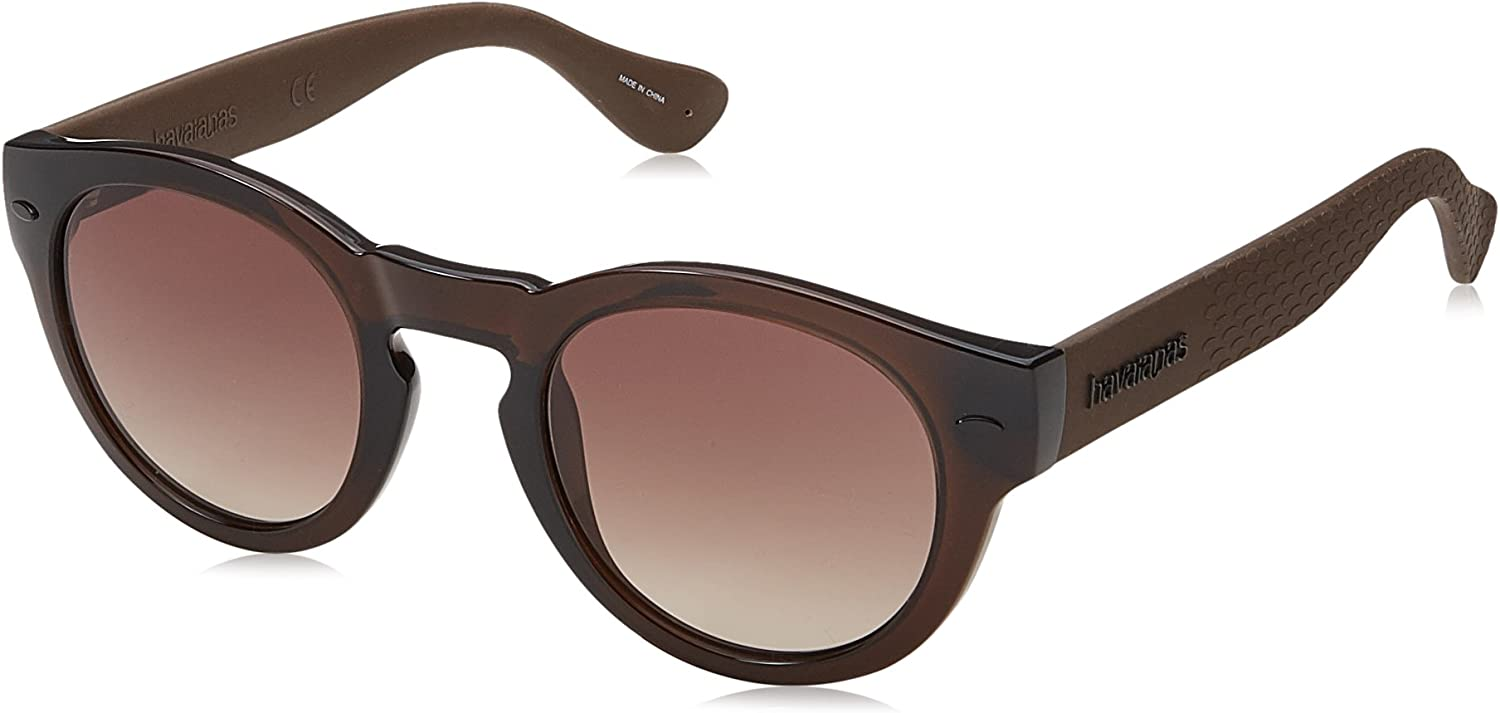 Havaianas Trancoso M Unisex New mail order 49mm Sunglasses Branded goods Round