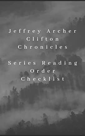 Jeffrey Archer Clifton Chronicles Series Reading Order Checklist