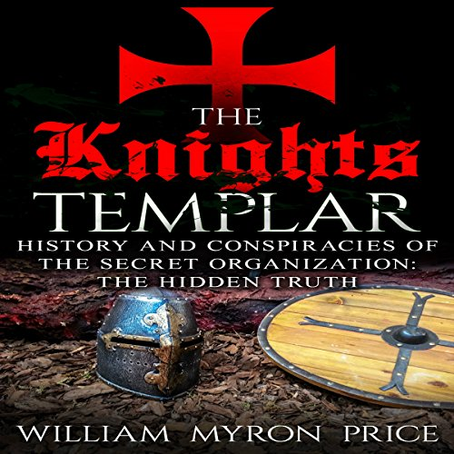 The Knights Templar audiobook cover art