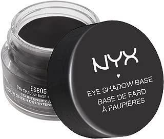 NYX PROFESSIONAL MAKEUP Eyeshadow Base, Black, 0.25 Ounce