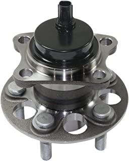 Wheel Hub Assembly compatible with Scion xD 08-14 Rear Right or Left FWD