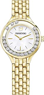 Swarovski Lovely Crystals Mini Gold Tone Ladies Watch 5242895