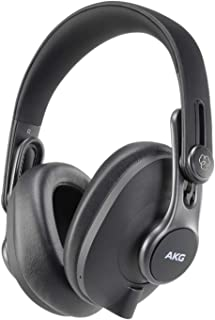 AKG Pro Audio K371BT Bluetooth Over-Ear, Closed-Back, Foldable Studio Headphones